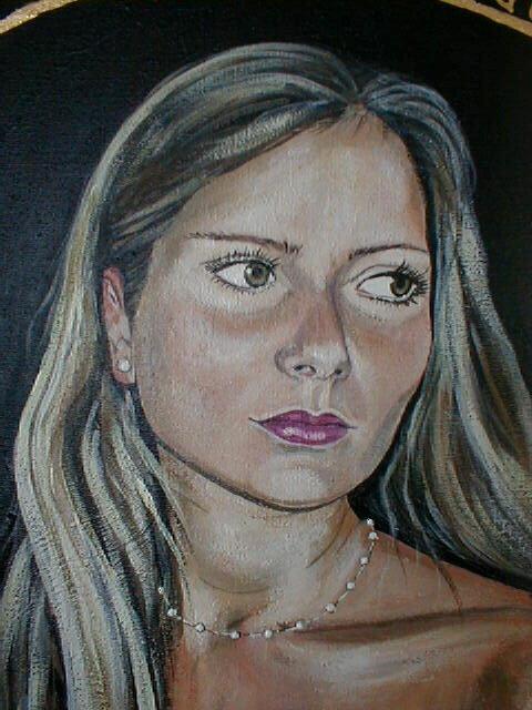 Chantelle portræt udsnit