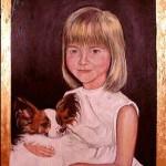 Isabell portræt
