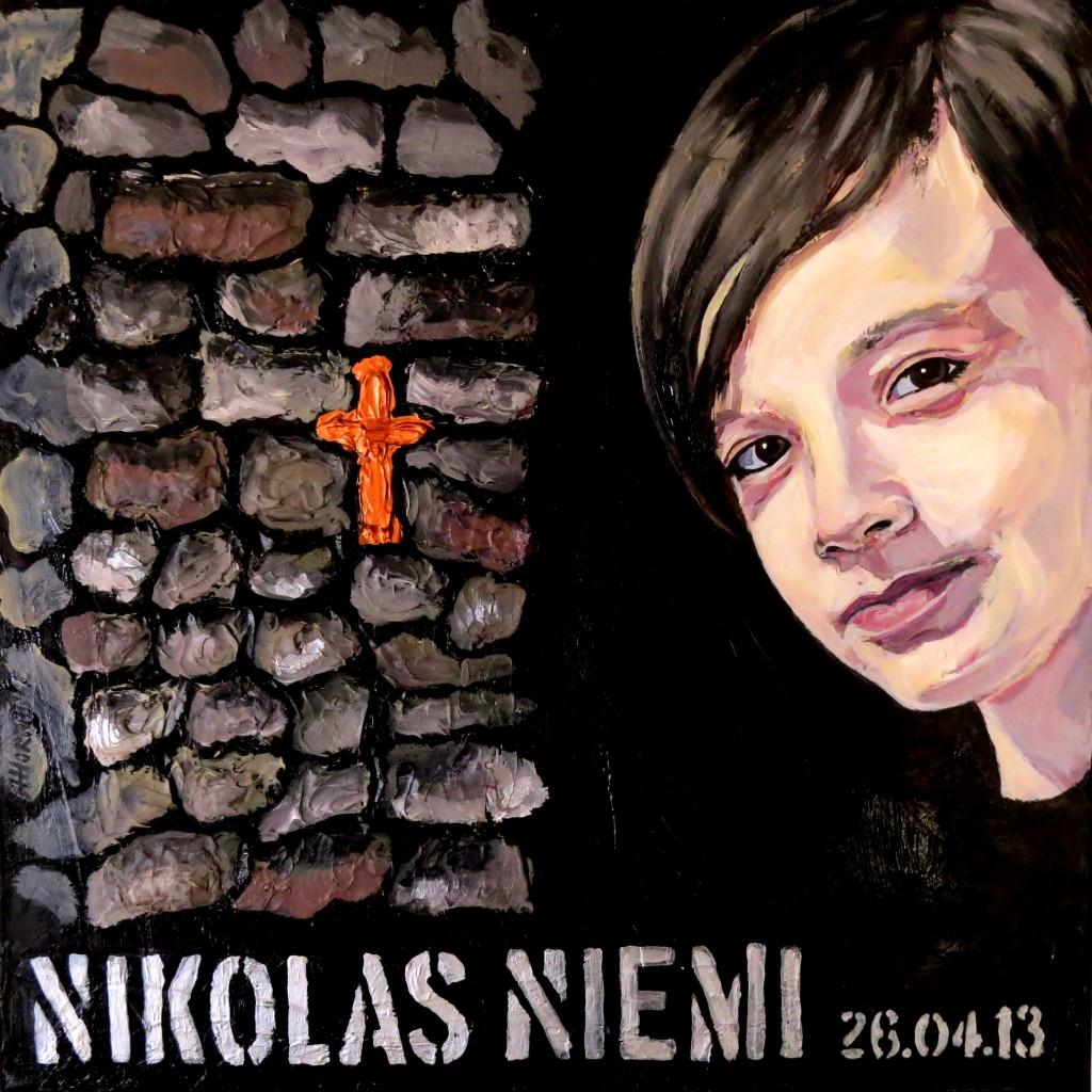 Nicolas konfirmation