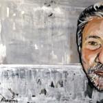 Kunstmaleren ufærdigt